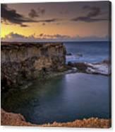 Little Bay North At 530 Canvas Print