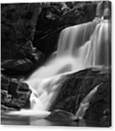 Little Bradley Falls #3 Canvas Print