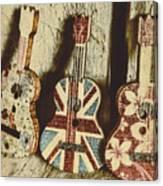 Little Britain, Big Sounds Canvas Print