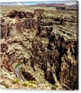Little Colorado River Canvas Print