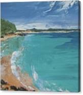 Little Cove View Canvas Print