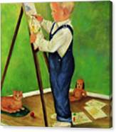 Little Craig Canvas Print