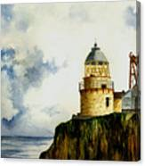 Little Cumbrae Lighthouse Canvas Print