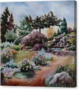 Little Eden Canvas Print