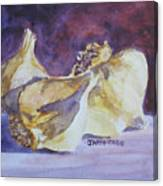 Little Garlic II Canvas Print
