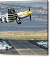 Little Horse Gear Coming Up Friday At Reno Air Races 16x9 Aspect Canvas Print