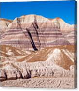 Little Painted Desert #5 Canvas Print