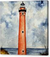 Little Sable Point Lighthouse Canvas Print