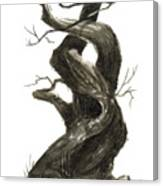 Little Tree 79 Canvas Print