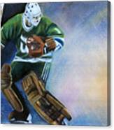 Liut Goal Canvas Print