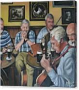 Live At Matt Molloy's Pub Canvas Print