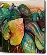 Living Color Canvas Print