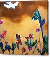 Living Earth Canvas Print