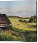 Living Land Canvas Print