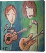 Liz Clark Canvas Print