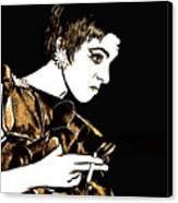Liza Minelli Collection-1 Canvas Print