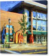 Ll Bean Store At The Promenade In Pa Canvas Print