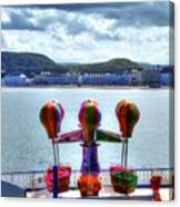Llandudno Fun For The Kids On The Pier Canvas Print