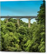 Llangollen Viaduct Canvas Print