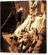 Lobi Altar 1999 Canvas Print