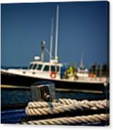 Lobster Boat I Canvas Print