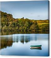 Loch Awe Reflections Canvas Print
