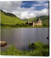 Loch Awe Stones Canvas Print