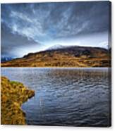 Loch Cill Chrisiod Canvas Print