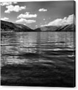 Loch Earn Scotland Canvas Print