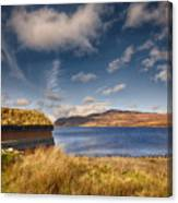 Loch Hope Canvas Print