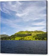 Loch Katrine Scotland Canvas Print