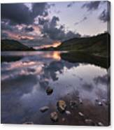 Loch Lubhair Canvas Print