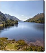 Loch Shiel Canvas Print