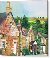 Loch Tummel Innn - Scotland Canvas Print