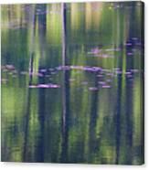 Lochan Glennan Reflections Canvas Print