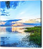 Lochloosa Lake Canvas Print