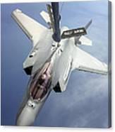 Lockheed Martin F-35 Lightning II, 2016 Canvas Print