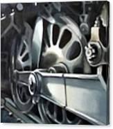 Loco Motion Canvas Print