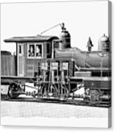 Locomotive, 1893 Canvas Print