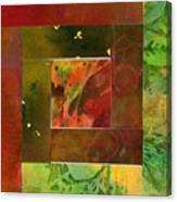 Log Cabin 2004 Canvas Print