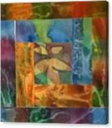 Log Cabin 6008 Canvas Print