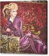 Lola Montez Canvas Print