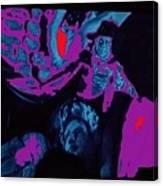 Lon Chaney Phantom Of The Opera 3 Publicity Photo 1925-2011 Canvas Print