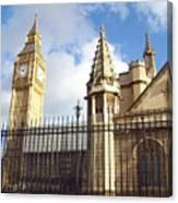 London - Big Ben  Canvas Print