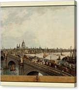 London 1802 Canvas Print