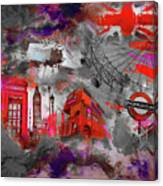 London Art 56 Canvas Print