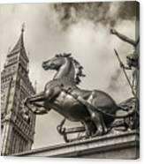 London Guardians Canvas Print