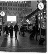 London Time Canvas Print
