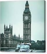 London Times Canvas Print