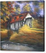 Lone Trumpeter Canvas Print